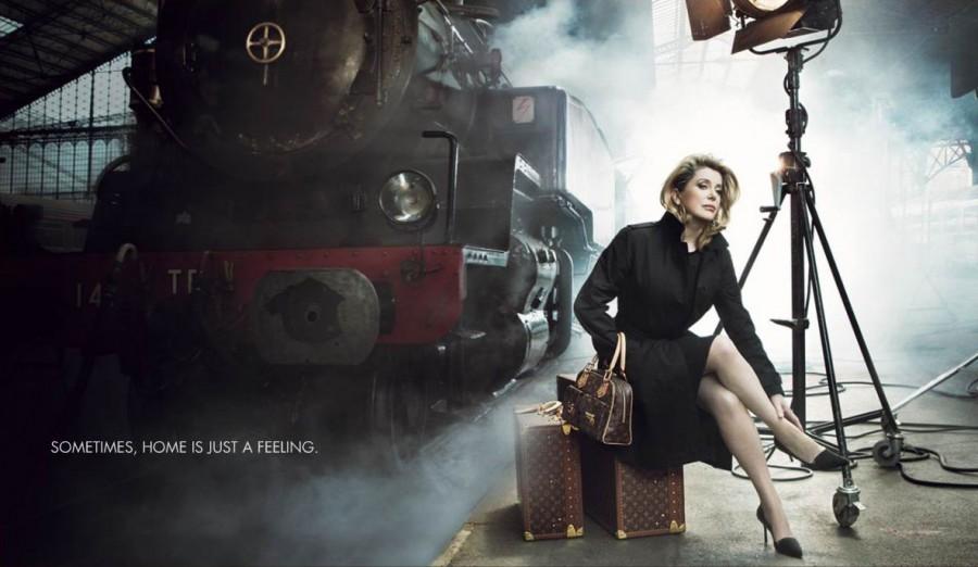 Louis Vuitton, commercial