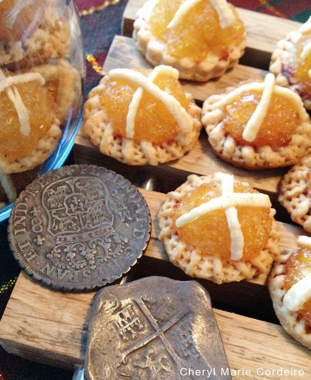 tarts pieces of eight
