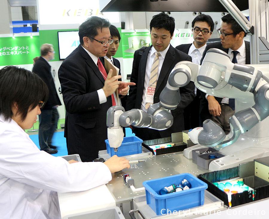 iREX Robot Summit 2015