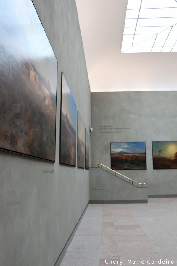 Cheryl Marie Cordeiro, Neue Pinakothek, München, Germany 2016