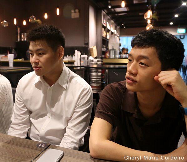 Business Study Mission (BSM) Scandinavia meet at B3 - Burger Beer Bistro by SMUAA, Singapore Management University, 2016